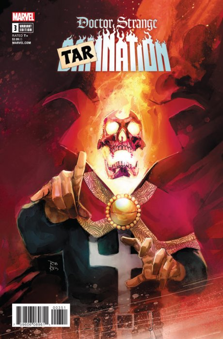Doctor Strange - Damnation #3