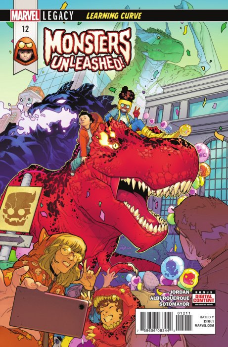 Monsters Unleashed Vol.2 #12