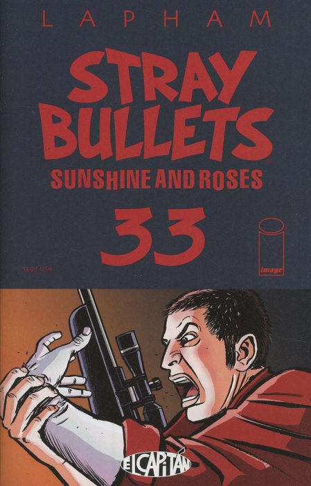 Stray Bullets - Sunshine & Roses #33