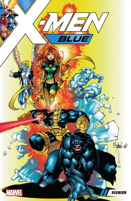 X-Men Blue Vol.0 - Reunion