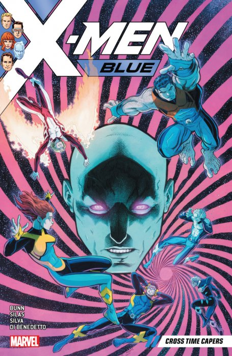 X-Men Blue Vol.3 - Cross Time Capers