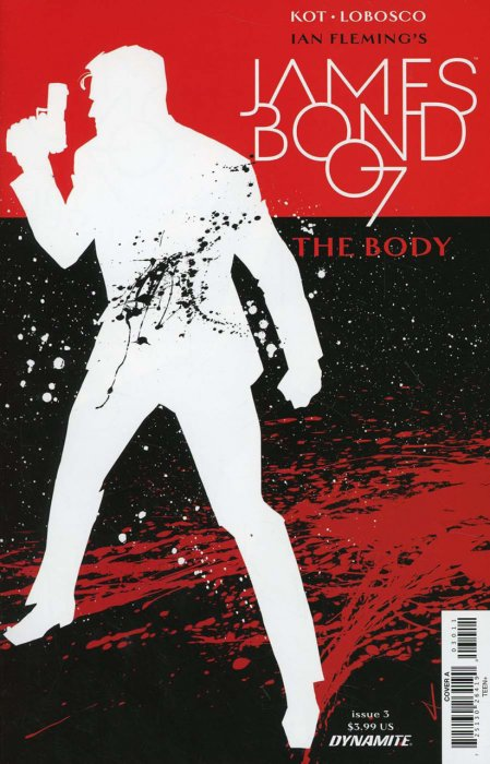 James Bond - The Body #3