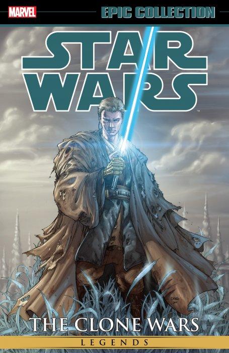 Star Wars Legends Epic Collection - The Clone Wars Vol.2