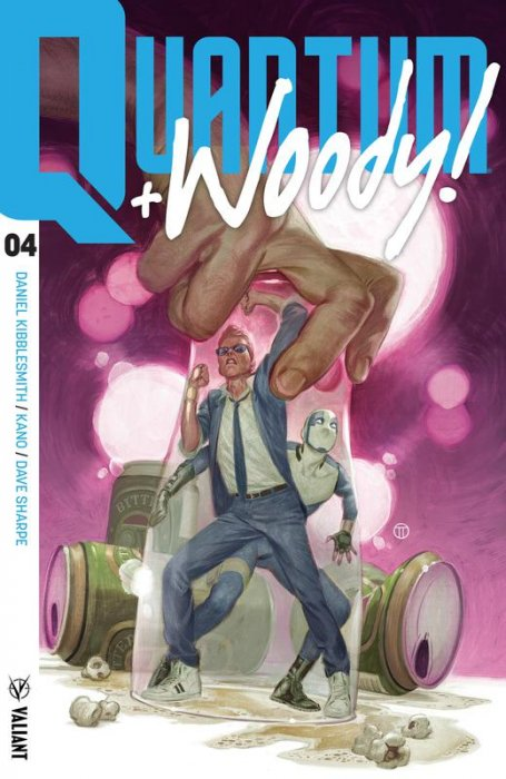 Quantum and Woody! #4