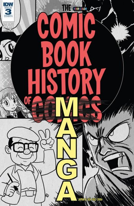 Comic Book History of Comics Vol.2 #3