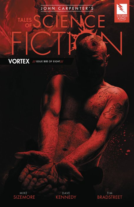 John Carpenter's Tales of Science Fiction - Vortex #6