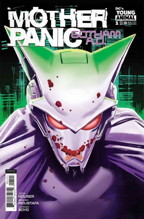 Mother Panic - Gotham A.D. #1