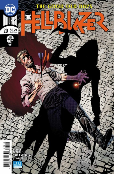 The Hellblazer #20