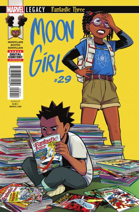 Moon Girl and Devil Dinosaur #29