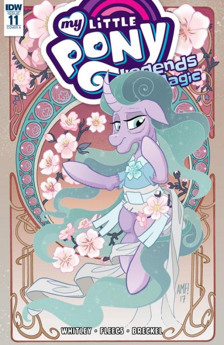 My Little Pony - Legends of Magic #11