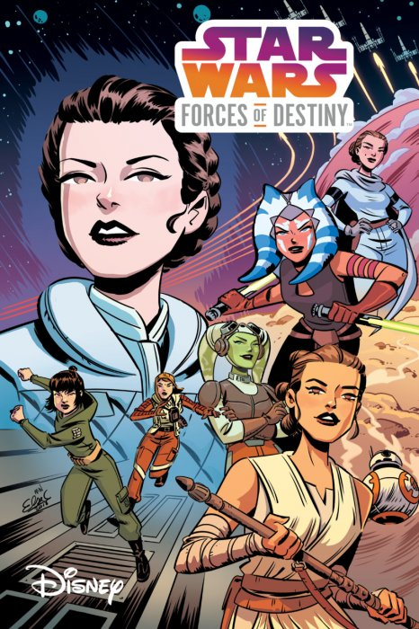 Star Wars - Forces of Destiny #1 - TPB