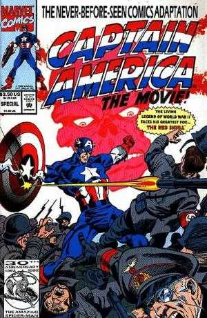 Captain America - The Movie Special
