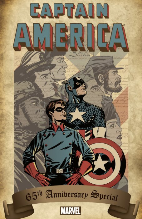 Captain America 65th Anniversary Special #1