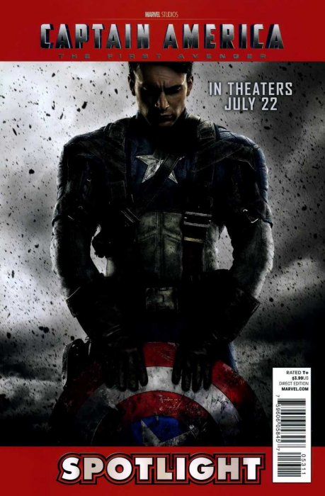 Captain America Spotlight