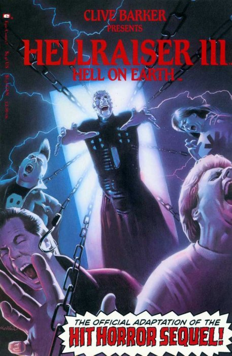 Clive Barker Presents Hellraiser III - Hell on Earth Movie Special (Epic)