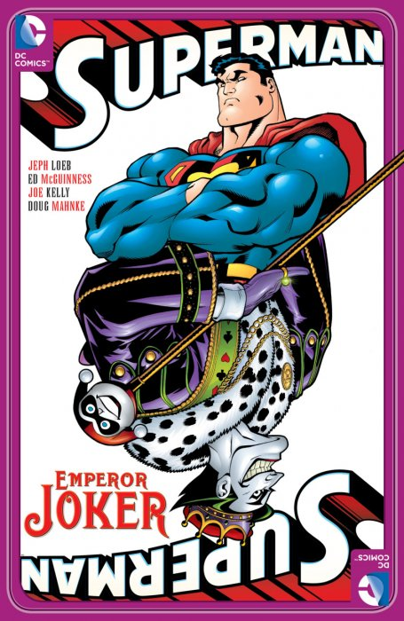 Superman - Emperor Joker #1