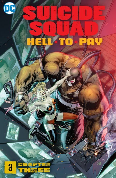 Suicide Squad - Hell to Pay #3