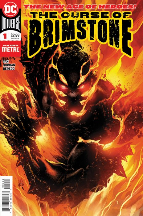 The Curse of Brimstone #1