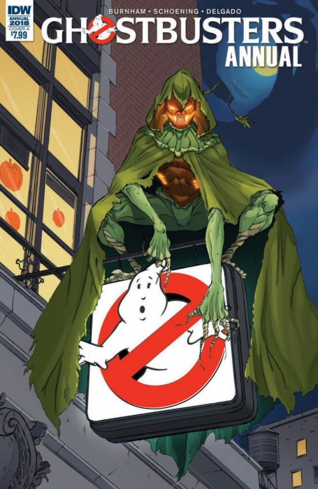 Ghostbusters Annual 2018 #1