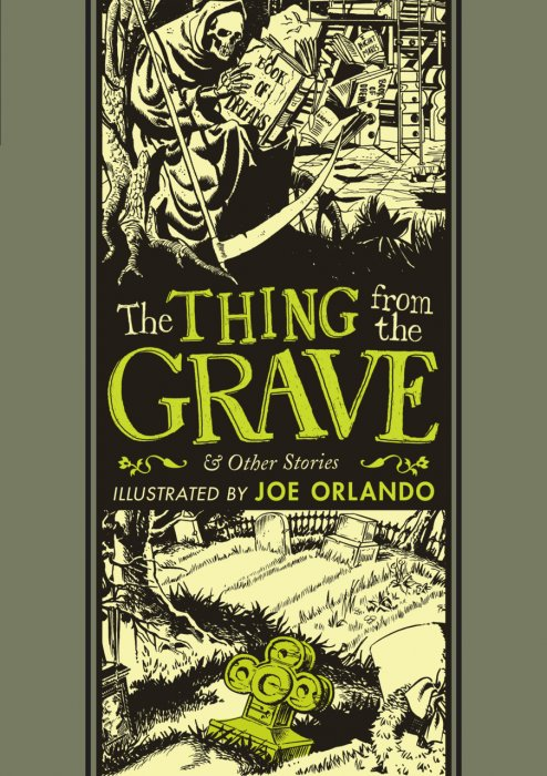 The Thing from the Grave and Other Stories #1 - HC