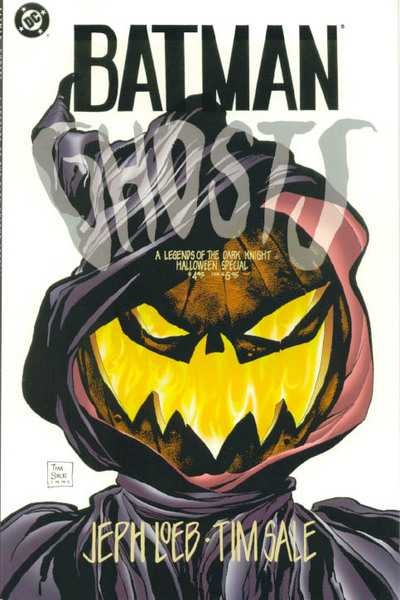 Batman - Ghosts - Legends of the Dark Knight Halloween Special #1
