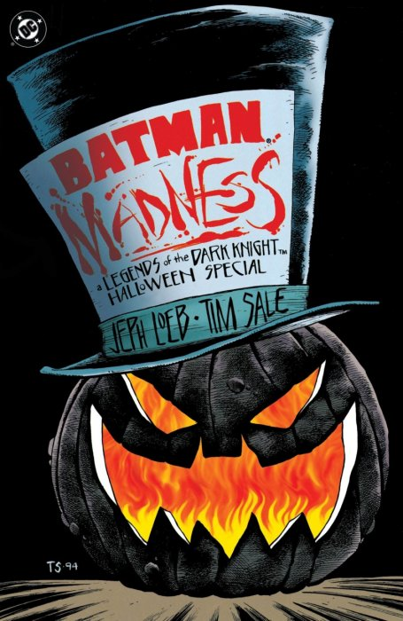 Batman - Madness - A Legends of the Dark Knight Halloween Special #1