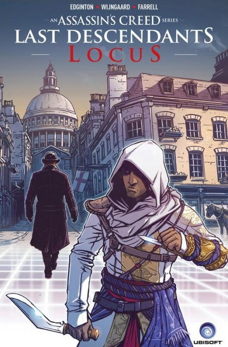 Assassin's Creed - Last Descendants - Locus #1 - TPB