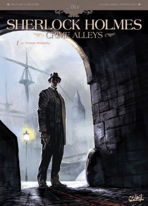 Sherlock Holmes Crime Alleys Vol.1 The First Problem