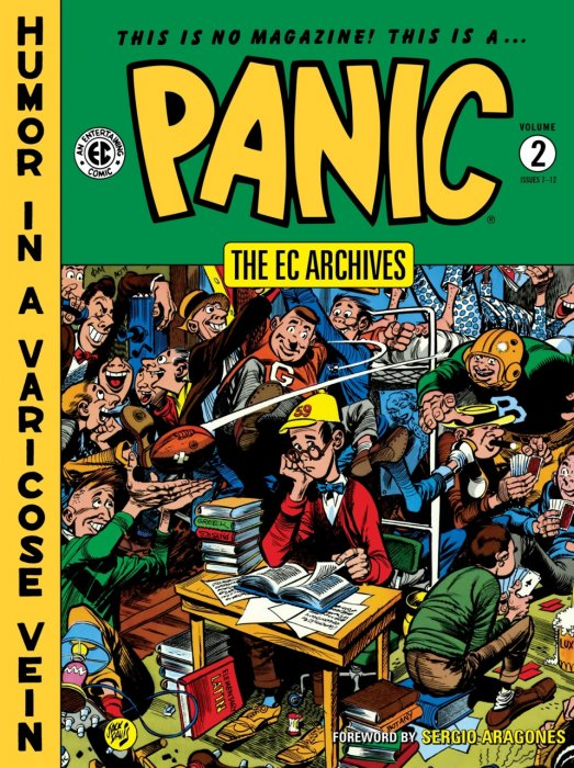 The EC Archives - Panic Vol.2