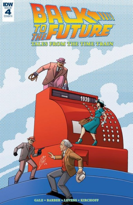 Back to the Future - Tales from the Time Train #4