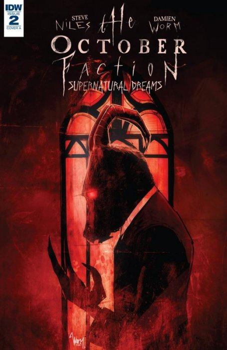 The October Faction - Supernatural Dreams #2