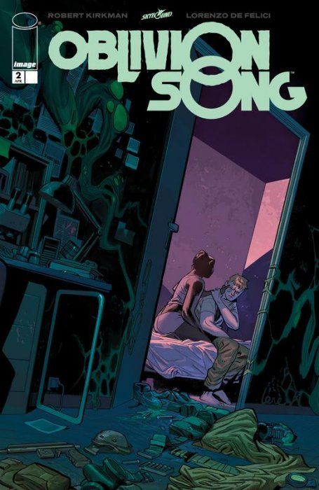 Oblivion Song #2 » Download Free CBR, CBZ Comics, 0-day Releases