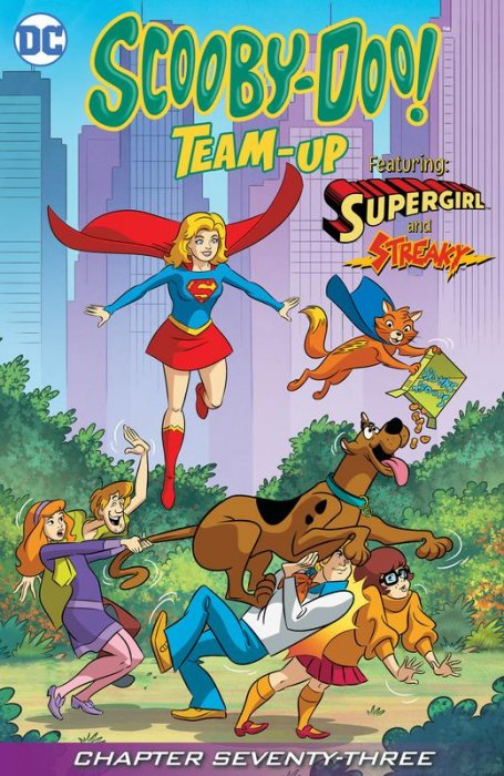 Scooby-Doo Team-Up #73
