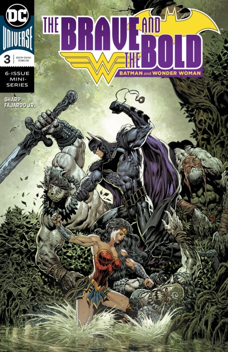 The Brave and the Bold - Batman and Wonder Woman #3