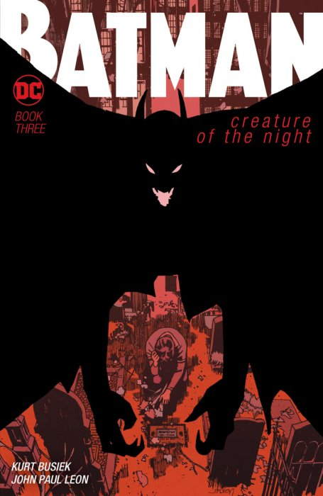 Batman - Creature of the Night #3