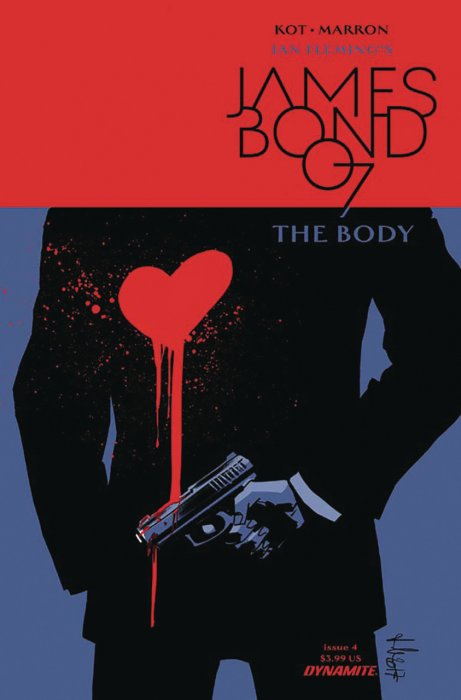 James Bond - The Body #4