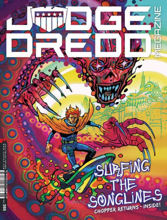 Judge Dredd The Megazine #395