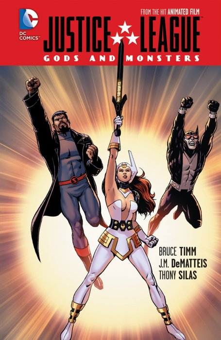 Justice League - Gods and Monsters #1 - HC/TPB