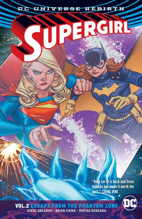 Supergirl Vol.2 - Escape from the Phantom Zone