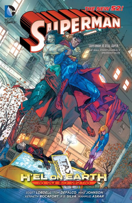 Superman - H'el on Earth #1 - HC
