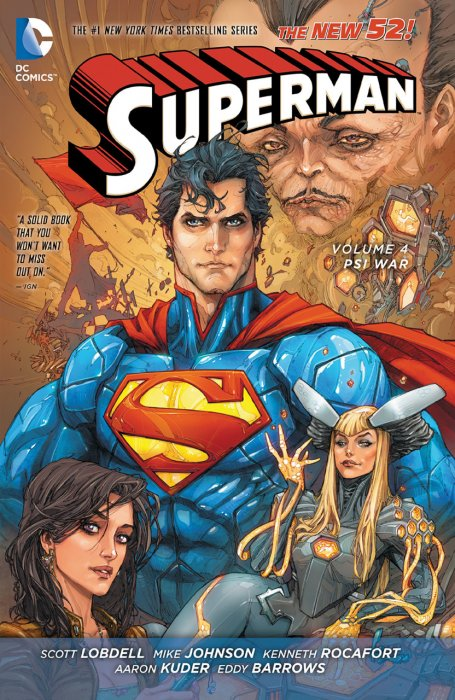 Superman Vol.4 - Psi War