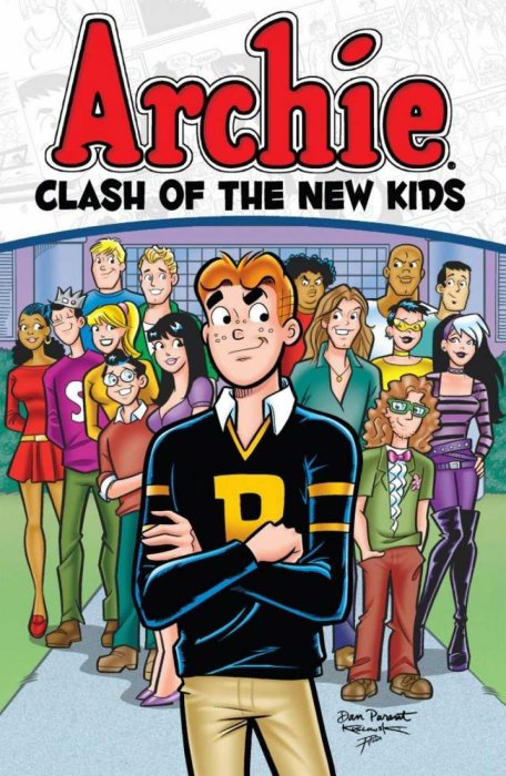 Archie - Clash of the New Kids #1 - TPB