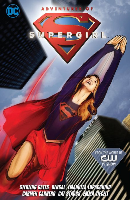 Adventures of Supergirl #1 - TPB