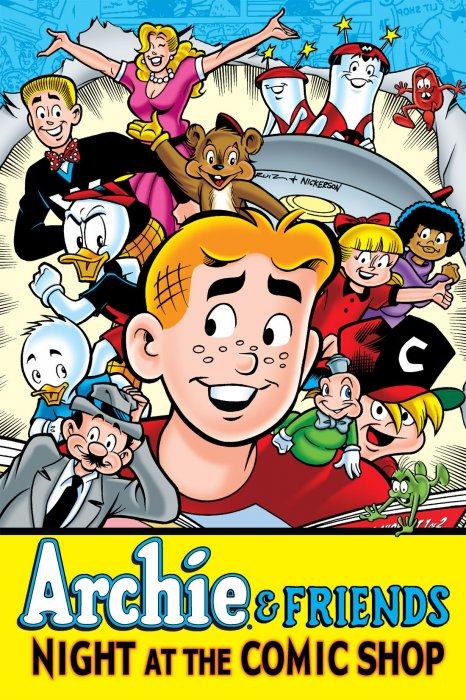 Archie & Friends - Night at the Comic Shop #1