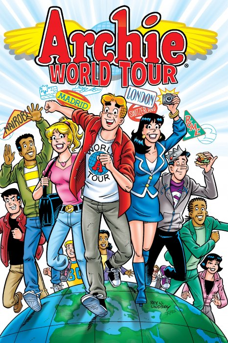 Archie - World Tour #1