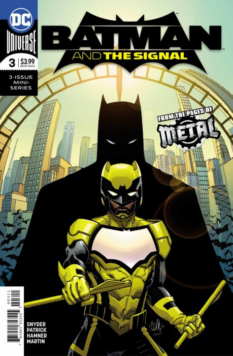 Batman & the Signal #3