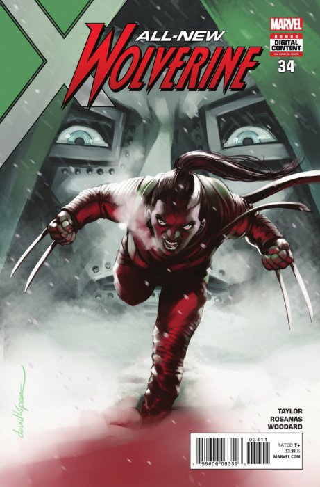 All-New Wolverine #34