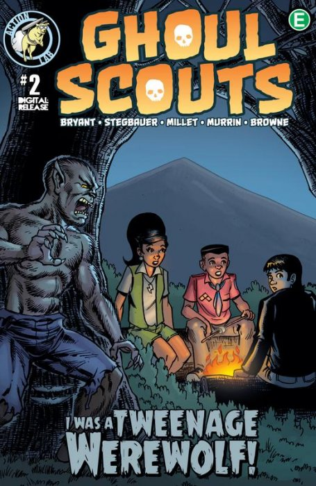 Ghoul Scouts - I Was a Tweenage Werewolf #2