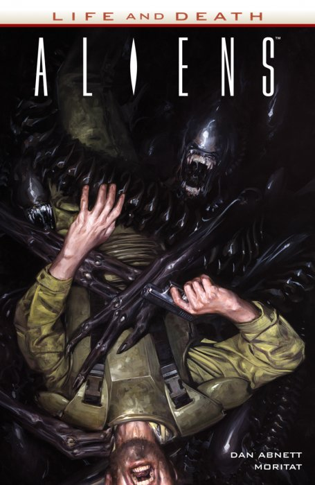 Aliens - Life and Death #1 - TPB