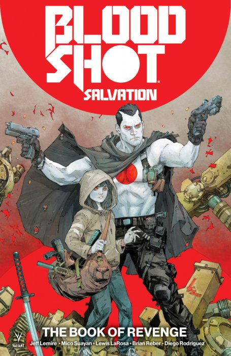 Bloodshot Salvation Vol.1 - The Book of Revenge